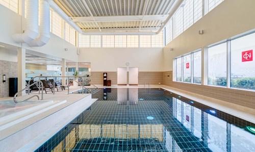 Yu Spa swimming pool