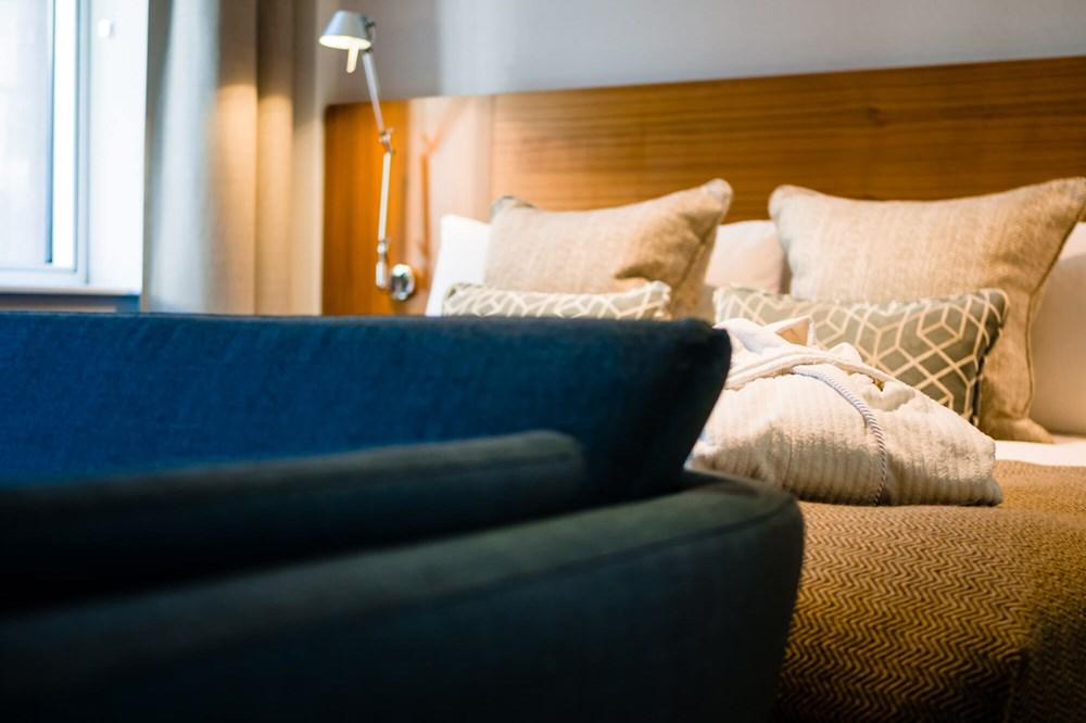 City Room at Apex London Wall Hotel