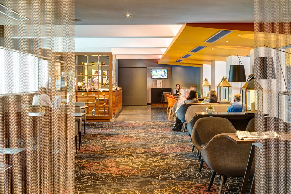 Metro Bar at Apex Grassmarket Hotel