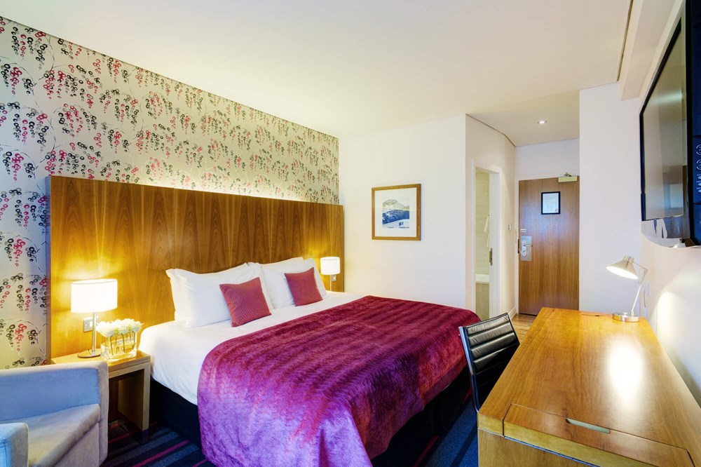 City Room with double bed at Apex Haymarket Hotel