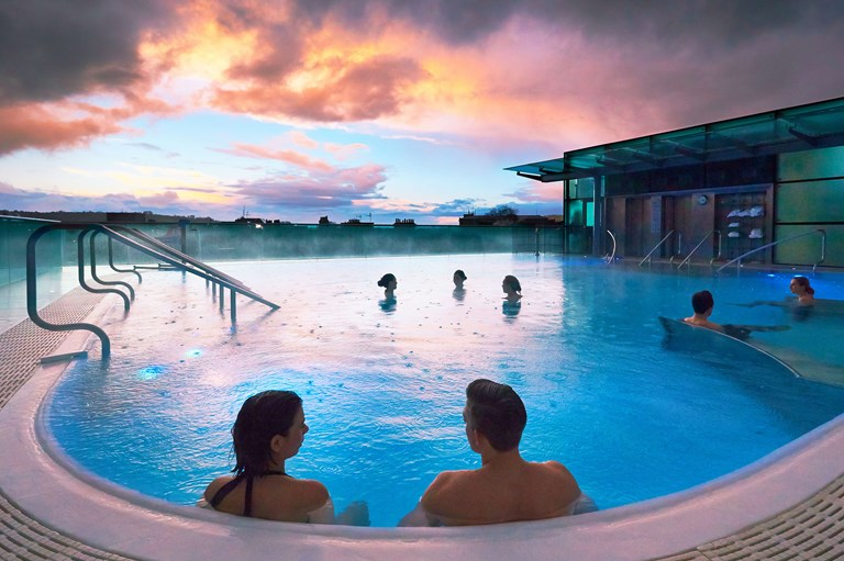 Thermae Bath Spa experience