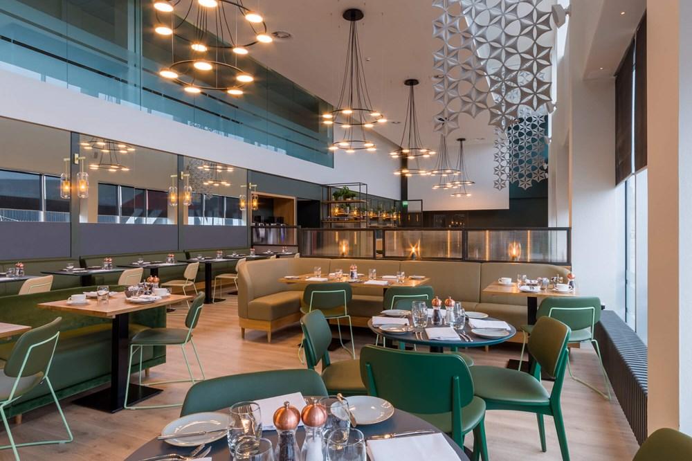 Quayside Bar & Grill at Apex City Quay Hotel & Spa