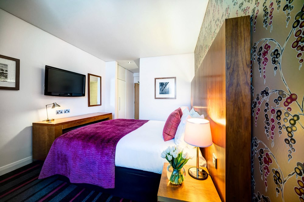 Small City Room with double bed at Apex Haymarket Hotel